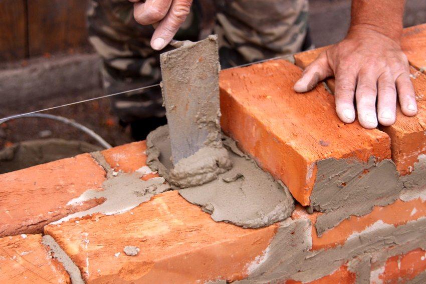 Как сделать цементный кирпич 777